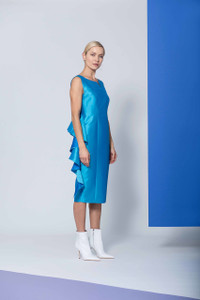 Caroline Kilkenny Blue Lincoln Dress