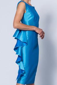 Caroline Kilkenny Blue Lincoln Dress