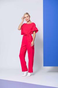 Caroline Kilkenny Pink Morris Jumpsuit