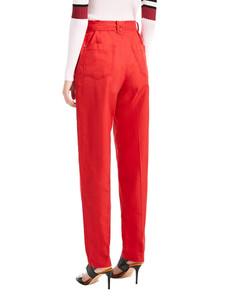 Sportmax Code Adagio Red Long Pants