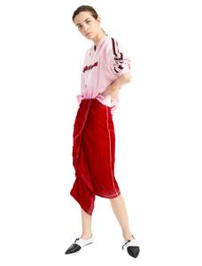 Sportmax Code Colbert Bordeaux Skirt