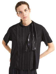 Sportmax Code Orsola Black Top