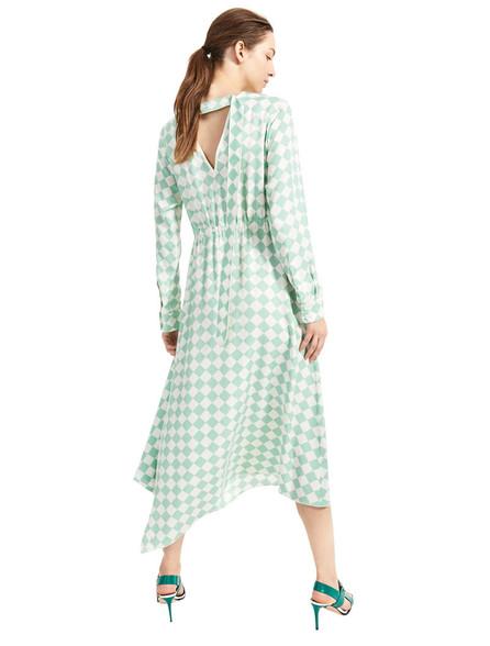 Sportmax Code Minnie Pastel Green Dress