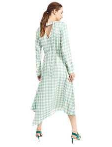 Sportmax Code Minnie Pastel Green Dress