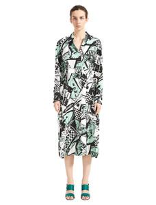 Sportmax Code Bessica Pastel Green Dress