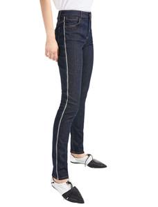 Sportmax Code Citrato Midnight Blue Denim Pants