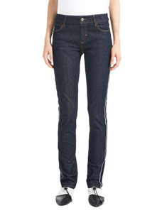 Sportmax Code Citrato Midnight Blue Denim Pants