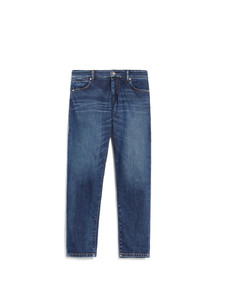 Sportmax Code Abelia Midnight Blue Denim Pants
