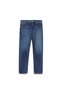 Sportmax Code Abelia Midnight Blue Denim Pants