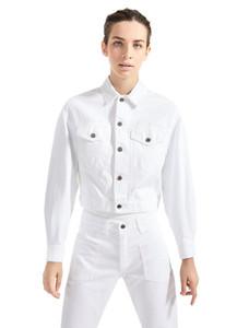 Sportmax Code Franco White Jacket