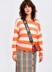 Essentiel Antwerp Spending5 Off White Straight Skirt