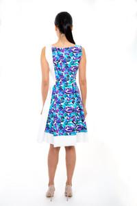 Chiara Boni La Petite Robe Saalima Print Dress