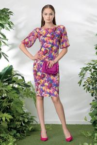 Chiara Boni Elke GG Print ST 218V1 Dress