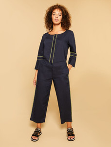 Persona Rimmel Navy Blue Long Pants