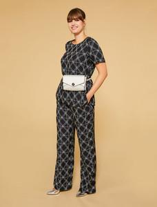 Persona Riccione Black Long Pants