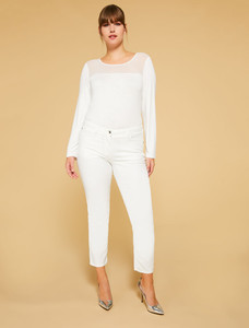 Persona Raffa White Long Pants