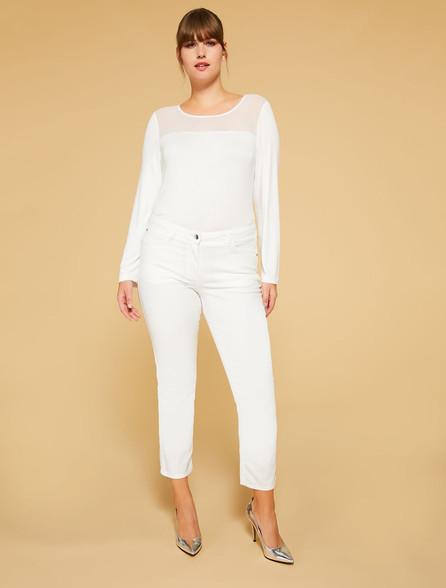 Persona Raffa White Long Pants
