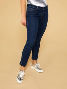 Persona Iaures Navy Blue Denim Pants