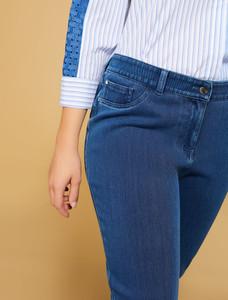 Persona Ilare Navy Blue Denim Pants
