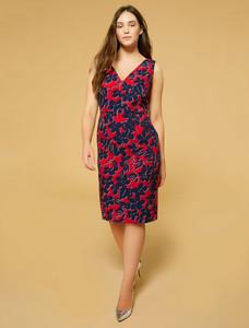 Persona Devon Bordeaux Dress