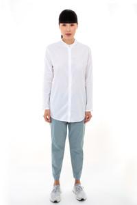 Transit Par Such White Cotton Shirt