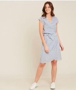 Hartford ARRH633 Randi Stripes Dress