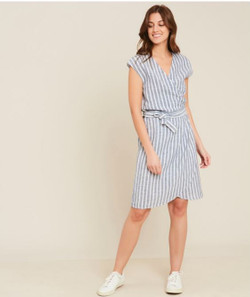 Hartford ARRH633 Randi Stripes Dress