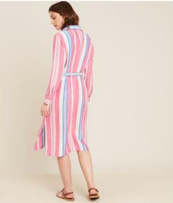 Hartford ARRF632 Resonance Stripes Dress