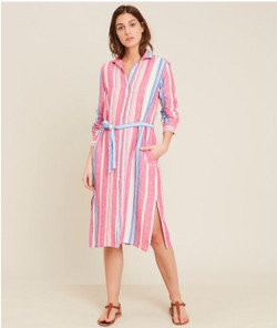 Hartford ARRF632 Resonance Stripes Dress