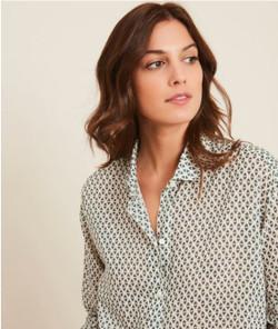Hartford ARCD630 Charlot Shirt Khaki