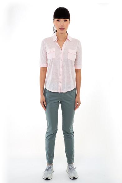 Majestic Filatures Shirt Pink