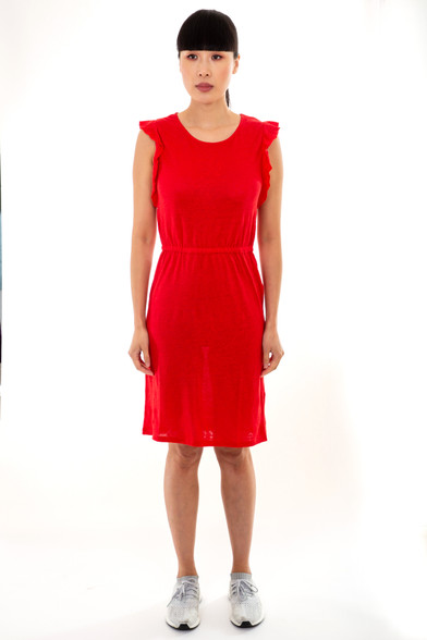 Majestic Filatures Red Dress