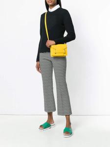 Naledi Copenhagen Jolie Yellow Leather Bag