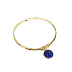 Aura Bijoux Bangle Royal Blue