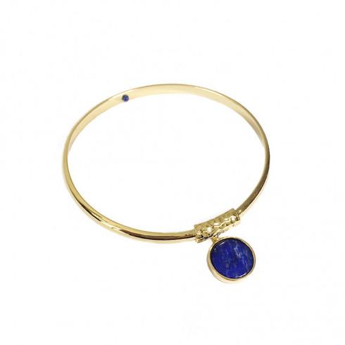 Aura Bijoux Bangle Royal Blue