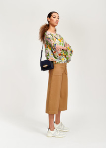 Essentiel Antwerp Tristory Multicolor floral Top