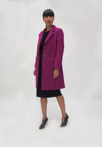 Fee G 270101 Coat Magenta