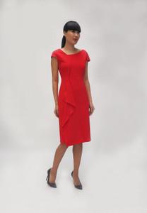 Fee G  Hannah Red Dress