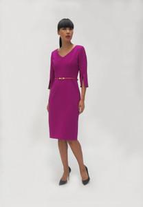 Fee G 741875 Magenta Dress