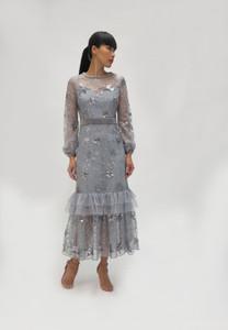 Fee G Silver Star Dress