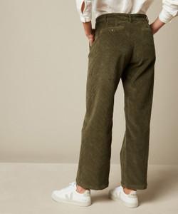 Hartford Corduroy Pike Army Pants