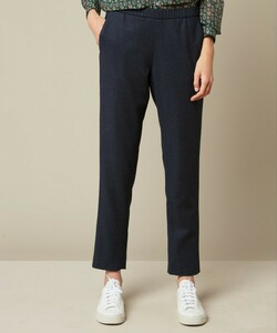 Hartford Paolo Woven Dark Blue Pants