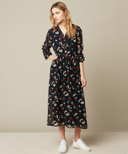 Hartford Woven Print Dress