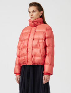 Sportmax Code Bertone Orange Jacket