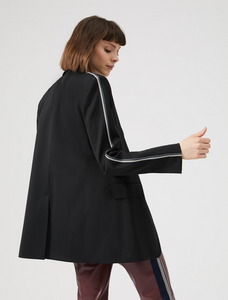 Sportmax Code King Black Jacket