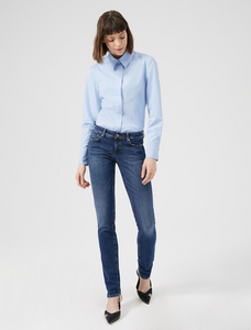 Sportmax Code Foce Midnight Denim