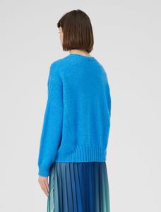Sportmax Code Corvino Turquoise Sweater