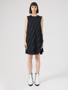 Sportmax Code Pinza Black Dress