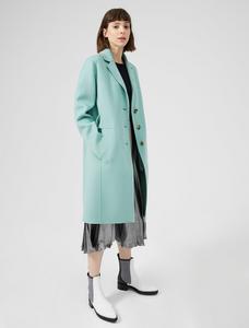 Sportmax Code Bocca Green Coat