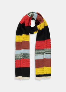 Essentiel Antwerp Tace Scarf Black